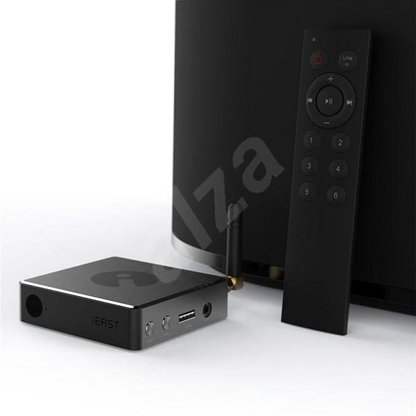 iEAST M30 SoundStream Pro - Síťový přehrávač