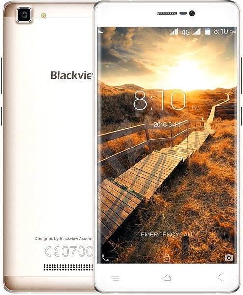 Blackview A8G Max Gold - Mobilní telefon