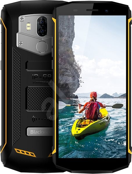 Blackview GBV5800 - Mobilní telefon