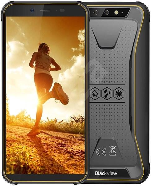 Blackview GBV5500 Pro - Mobilní telefon