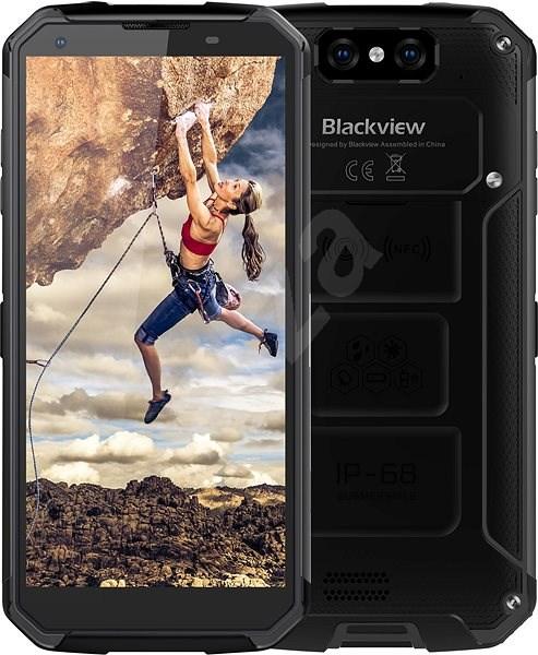 Blackview GBV9500 Plus černá - Mobilní telefon
