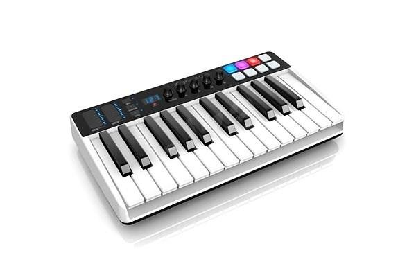 IK Multimedia iRig Keys I/O 25 - MIDI kontroler