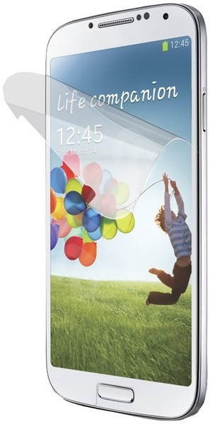 iLuv Clear Protective Film Kit Samsung Galaxy S4 - Ochranná fólie