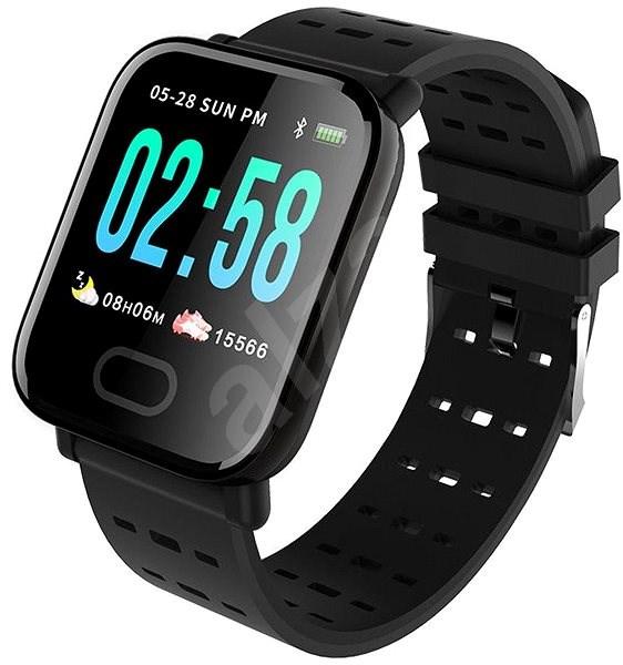 IMMAX SW11 černé - Chytré hodinky
