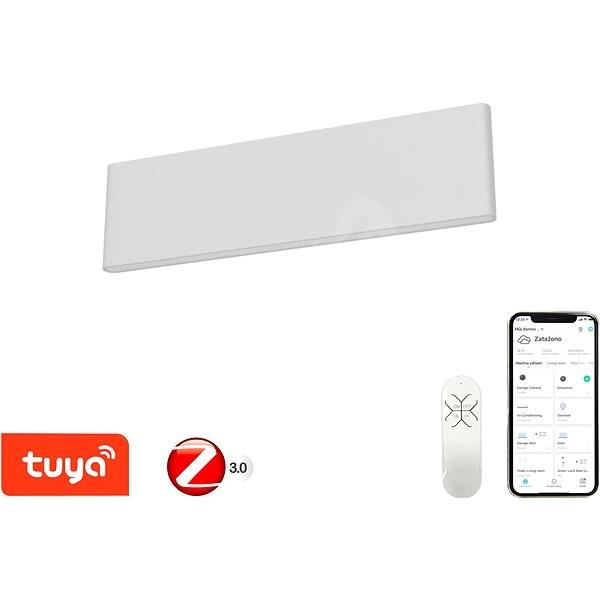 Immax NEO LISTON 07085L Smart 29cm 8W bílé - LED světlo