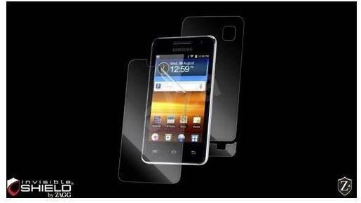 ZAGG InvisibleSHIELD Samsung Galaxy Player 3.6 - Ochranná fólie