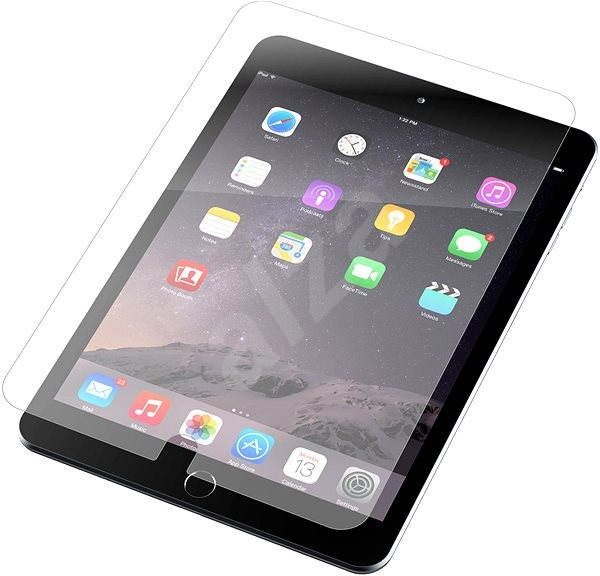 ZAGG InvisibleSHIELD Apple iPad Mini 4 - Ochranná fólie
