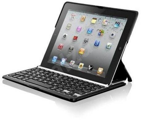 ZAGGfolio pro Apple iPad 2 CZ - Pouzdro s klávesnicí
