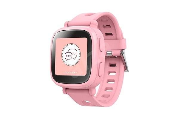 d2186ad99 OAXIS WatchPhone EU Version Pink - Dětské hodinky | Alza.cz