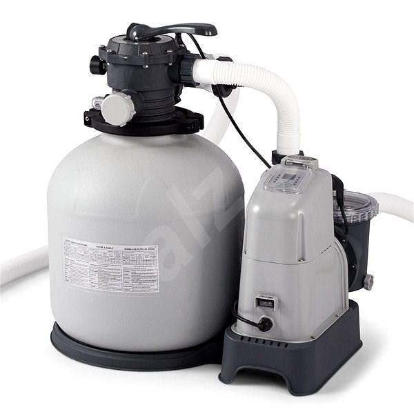 Intex Písková filtrace se solinátorem 28680 - Písková filtrace