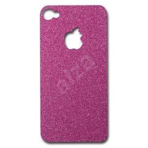 iDress Phone Pink Ultra Metallic - Ochranná fólie