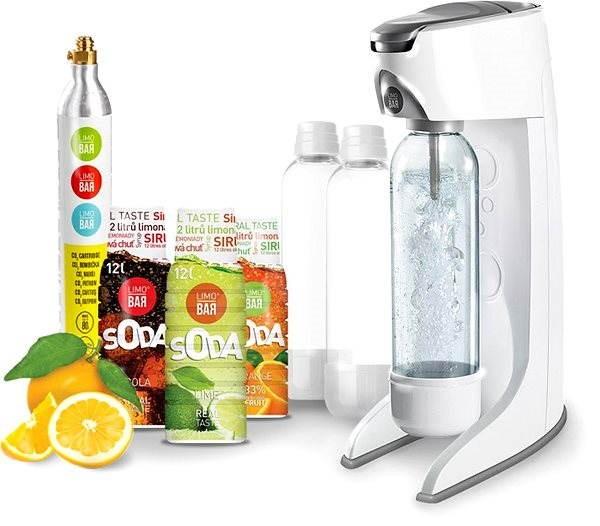 LIMO BAR Start Balíček - Výrobník sody