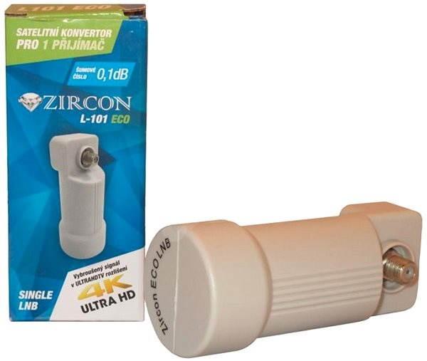 Zircon Single L-101 ECO - Konvertor