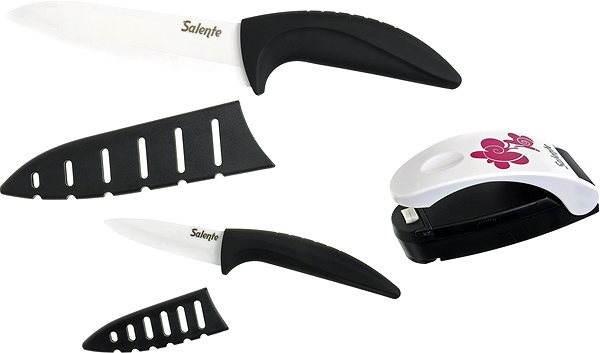 Salente Yoshiya 2 nože + Salente Freshie - Sada nožů