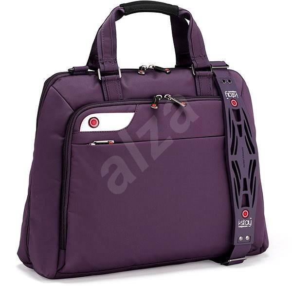 "i-Stay 15.6"" Ladies laptop bag Purple - Brašna na notebook"