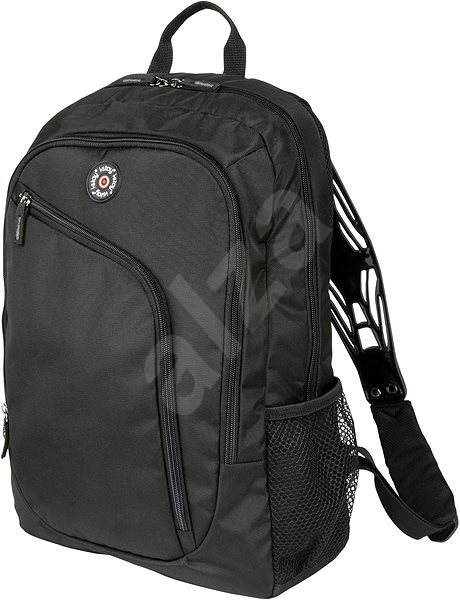 """i-stay Black 15.6"""" & Up to 12"""" Laptop / Tablet backpack - Batoh na notebook"""