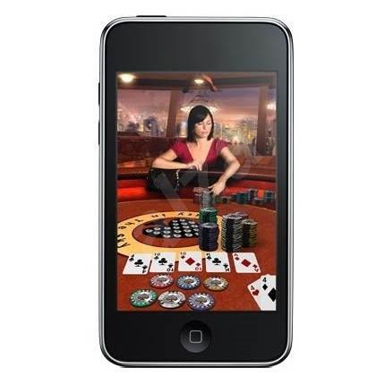 iPod Touch 2nd černý  - MP3 přehrávač