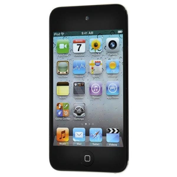 iPod Touch 4th 8GB černý - MP3 přehrávač