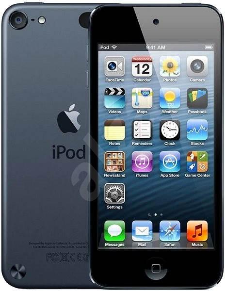 iPod Touch 5th 64GB Black & Slate - MP3 přehrávač
