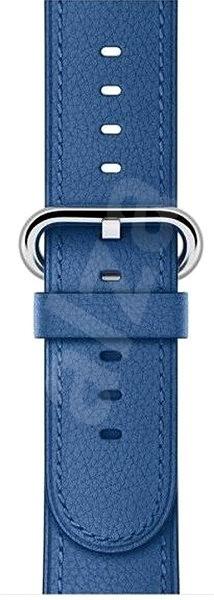 Apple 38mm Jezerně modrý s klasickou přezkou - Řemínek