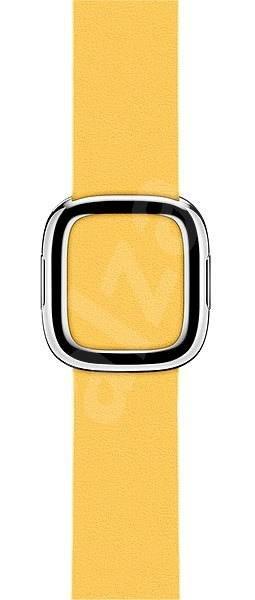 Apple 38mm Měsíčkově žlutý s moderní přezkou - Small - Řemínek