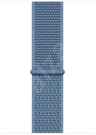 Apple 38mm/40mm Modrošedý provlékací sportovní - Řemínek