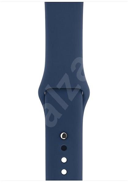 Apple Sport 42mm Kobaltově modrý - Řemínek