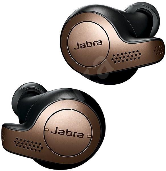 Jabra Elite 65t měděná černá - Bezdrátová sluchátka