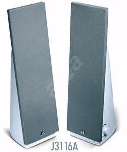 Repro Jazz J3116A 160W, 2,4W total -