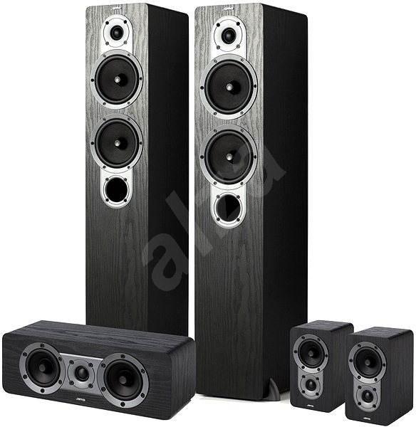 JAMO S 426 HCS 3 černé - Reproduktory
