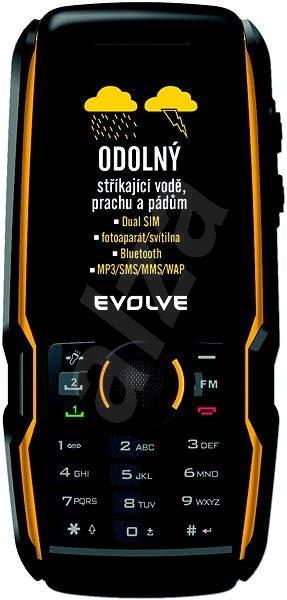 EVOLVE Raptor 2.0 - Mobilní telefon