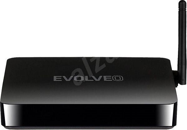 EVOLVEO MultiMedia Box M4, Quad Core multimediální centrum - Multimediální centrum