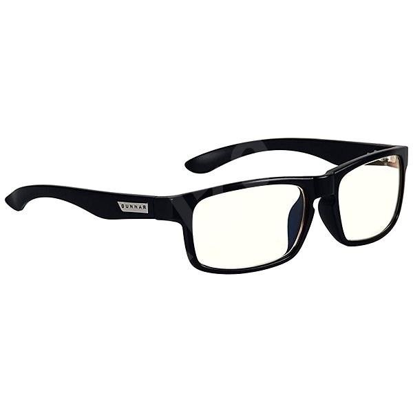 GUNNAR Enigma Onyx, jantarová skla - Brýle