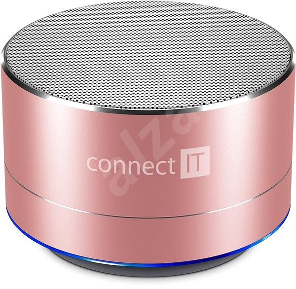 CONNECT IT Boom Box BS500RG Rose-Gold - Bluetooth reproduktor