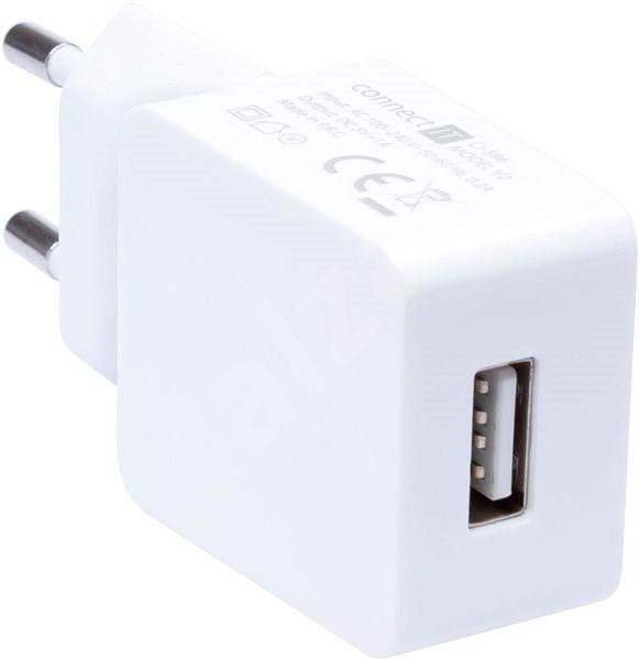 CONNECT IT COLORZ CI-596 bílá - Nabíječka