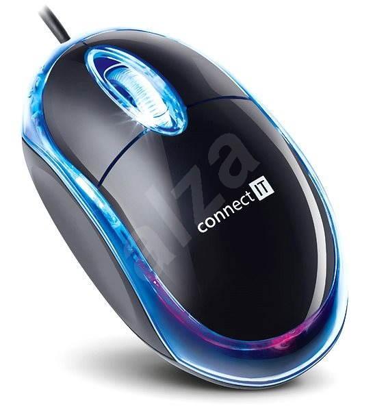 CONNECT IT CI-129 Optical mouse černá - Myš