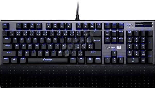CONNECT IT EVOGEAR Keyboard - Herní klávesnice