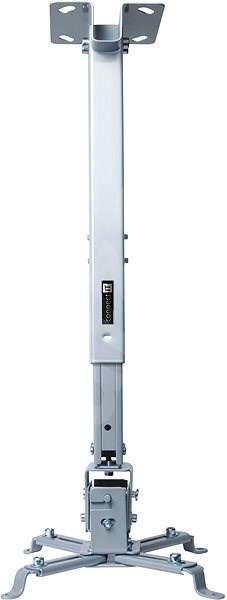 CONNECT IT P2 stříbrný - Stropní držák