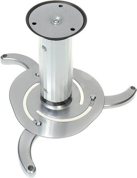 CONNECT IT P3 stříbrný - Stropní držák