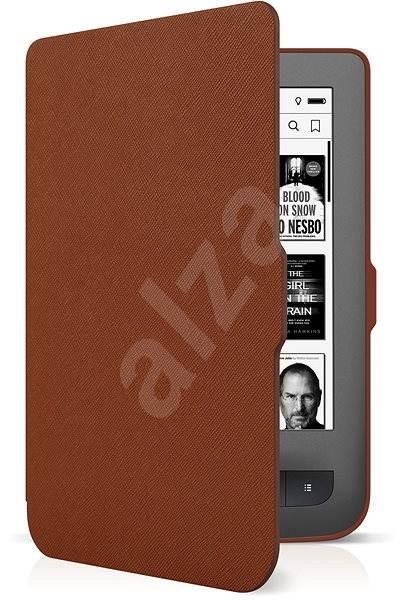 CONNECT IT pro PocketBook 624/626 hnědé - Pouzdro na čtečku knih