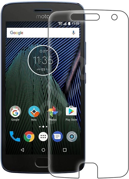 CONNECT IT Glass Shield pro Lenovo Moto G5 Plus - Ochranné sklo