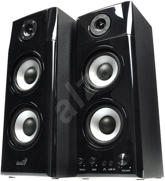 Genius SP-HF2.0 1800A černé - Reproduktory