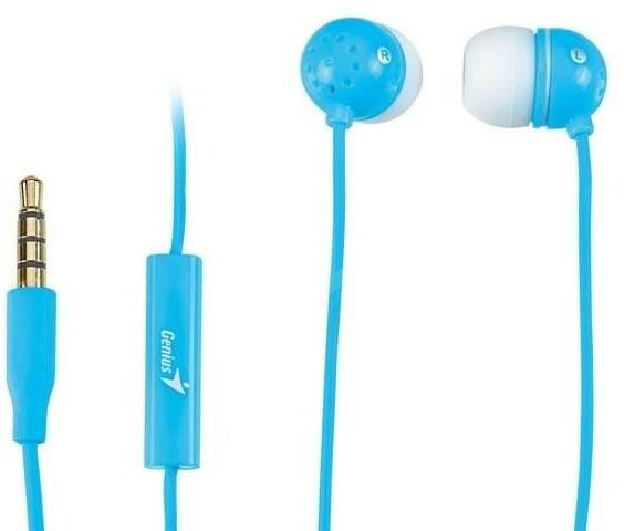 Genius HS-M210 modrá - Sluchátka