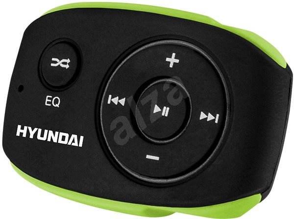 793618861 Hyundai MP 312 4GB černo-zelený - MP3 přehrávač