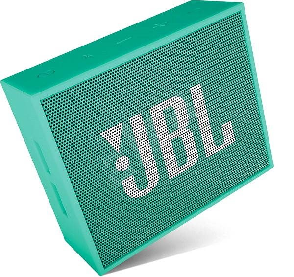JBL GO - tyrkysový - Bluetooth reproduktor