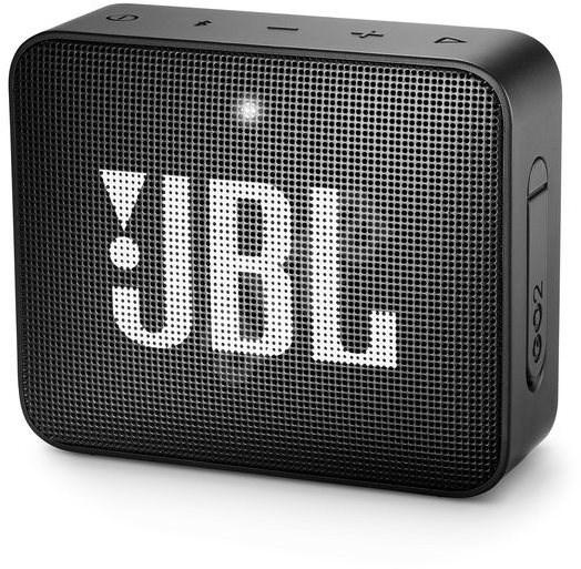 JBL GO 2 černý - Bluetooth reproduktor  262adea2fb