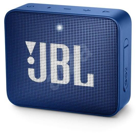 JBL GO 2 modrý - Bluetooth reproduktor