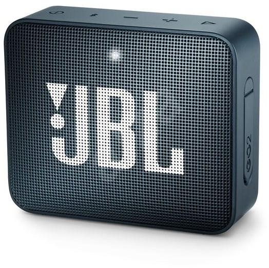 JBL GO 2 navy - Bluetooth reproduktor