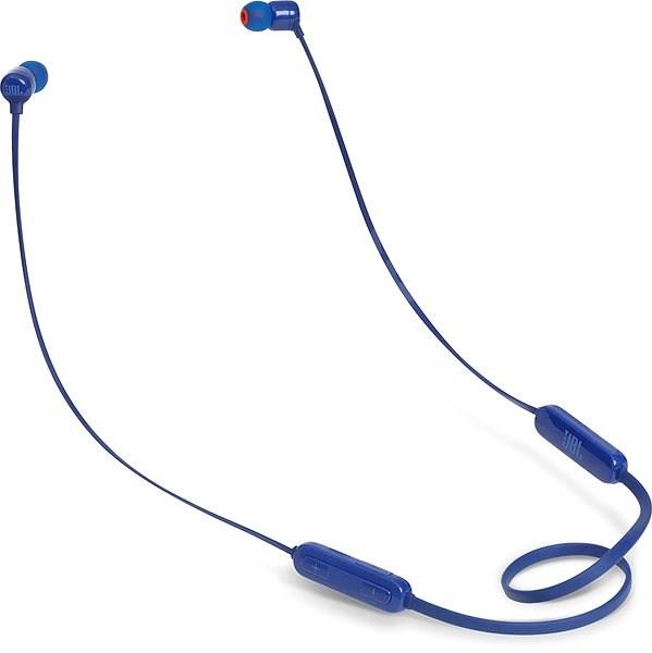 JBL T110BT modrá - Bezdrátová sluchátka
