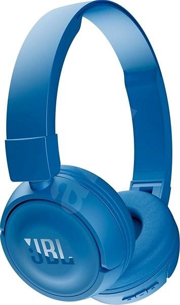 JBL T450BT modrá - Bezdrátová sluchátka